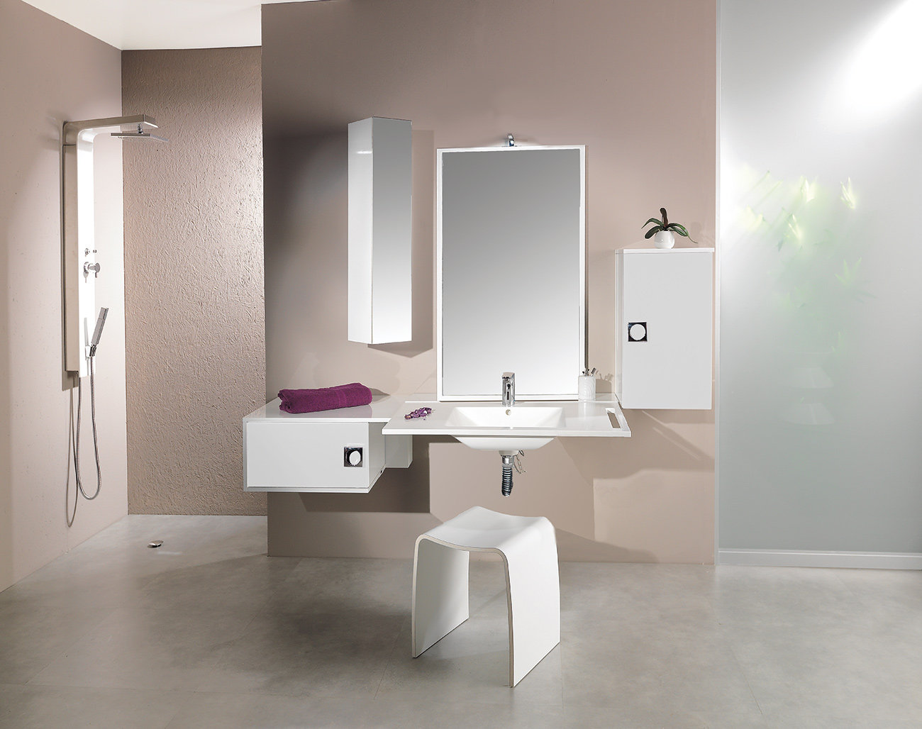 Forgiarini - Salle de bain pmr ...