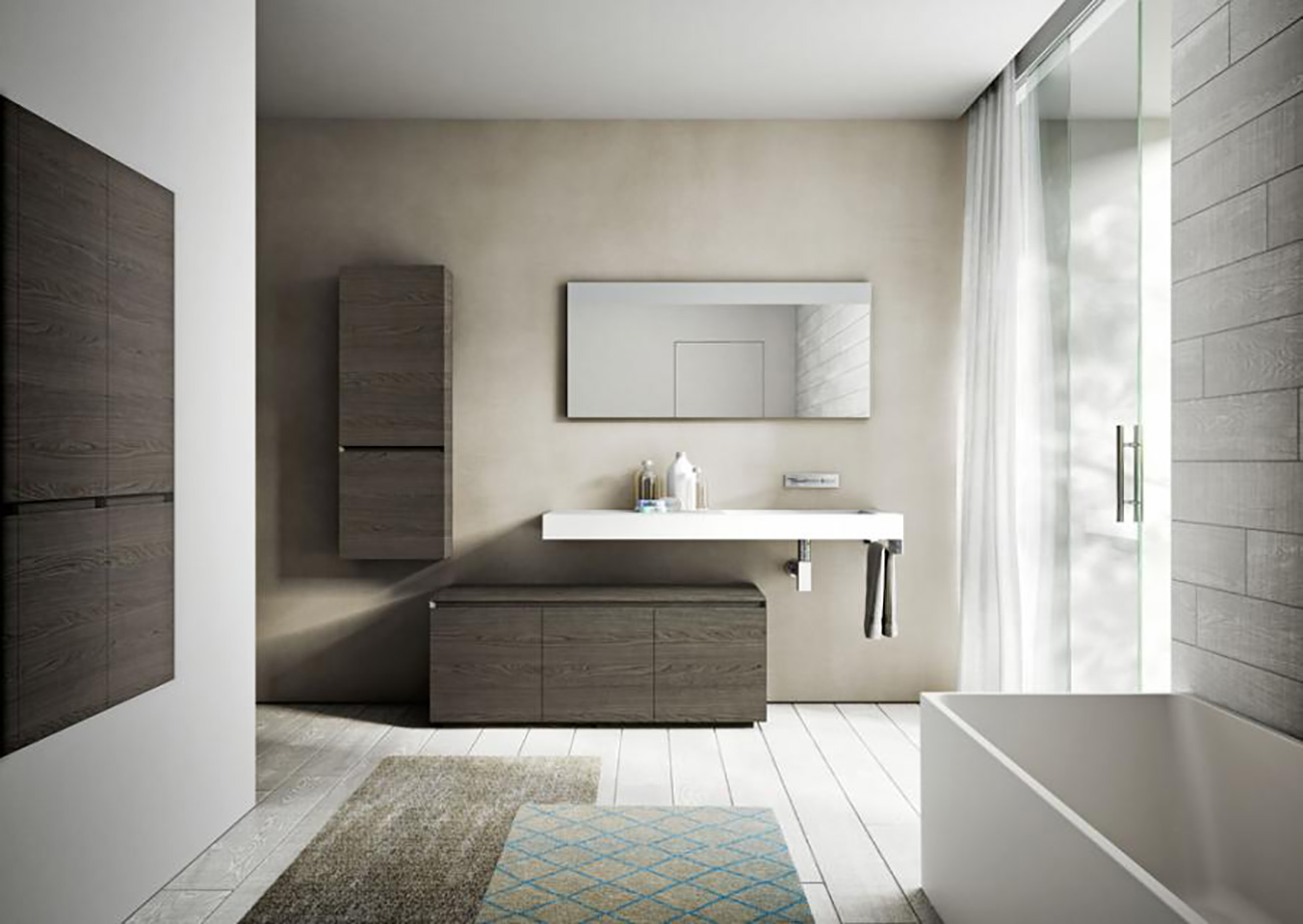 Forgiarini for Mobilier salle de bain design