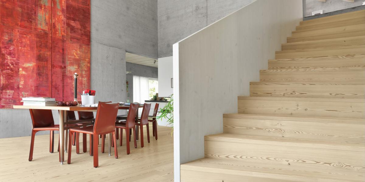 parquet au mur beautiful ides pour sublimer sa salle de bains with parquet au mur free espace. Black Bedroom Furniture Sets. Home Design Ideas