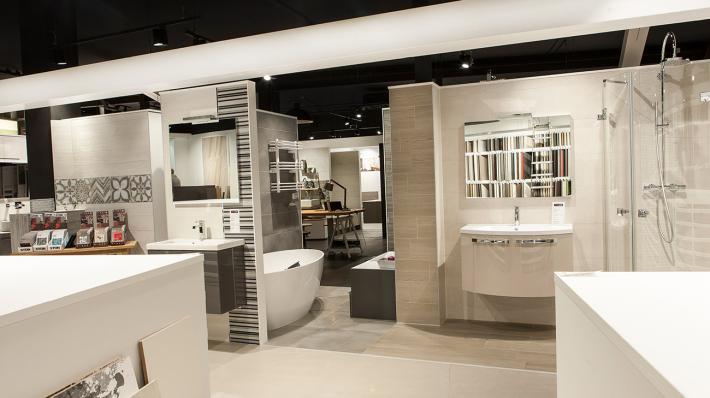 Exposition de salles de bains